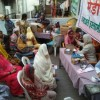 Nagpur West held a Medical Checkup camp on 12 Rabiulawwal