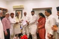 Alliance against CAA-NRC-NPR', met Shri Sharad Pawar