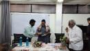 JIH PUNE met with Nawab Malik (Minister of Minorities Development- Maha.Govt.)