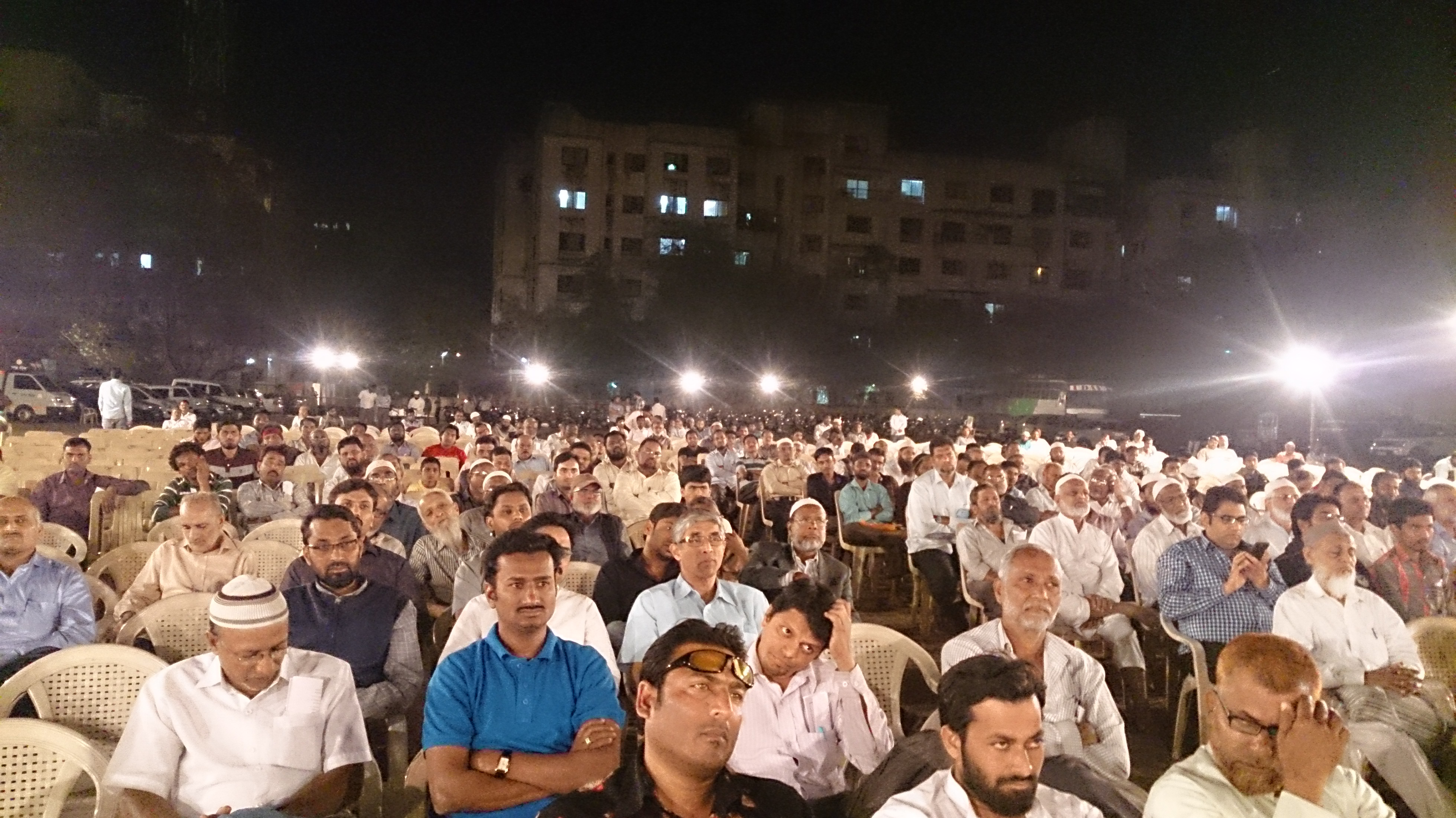 Audience at Regional Conference Pune