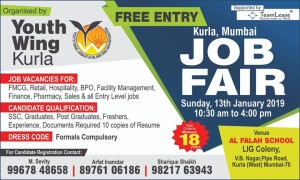 Job fair Kurla