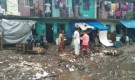 JIH AND SIO IN THE FIELD FOR FLOOD VICTIMS OF KALYAN